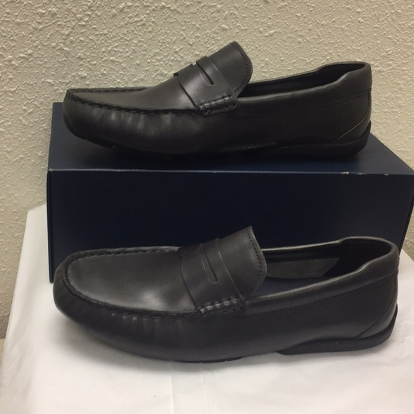 Cole Haan Branson Penny Driver Loafers